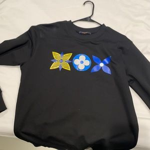 Men's Louis Vuitton sweatshirt XL